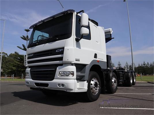 2018 DAF CF85 Suttons Trucks - Trucks for Sale