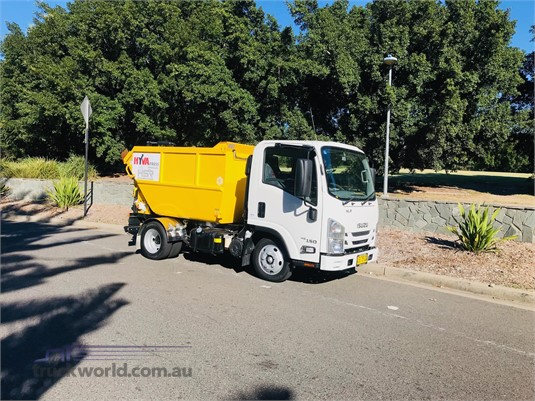 2018 Isuzu NLR Suttons Trucks - Trucks for Sale