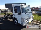 2015 Fuso Canter 515 Cab Chassis