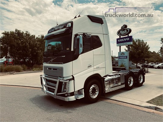 2014 Volvo FH600 - Trucks for Sale