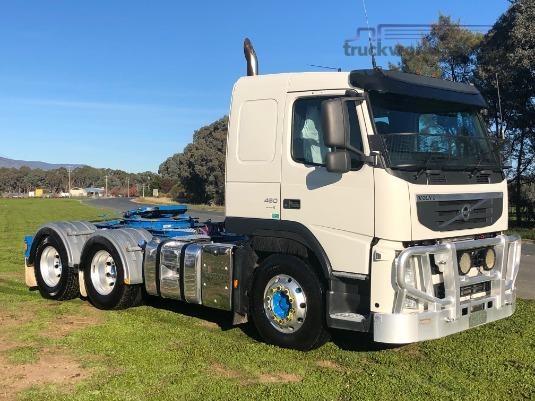 2014 Volvo FM460 Trucks for Sale