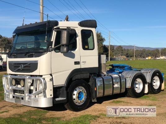2014 Volvo FM460 DOC Trucks - Trucks for Sale