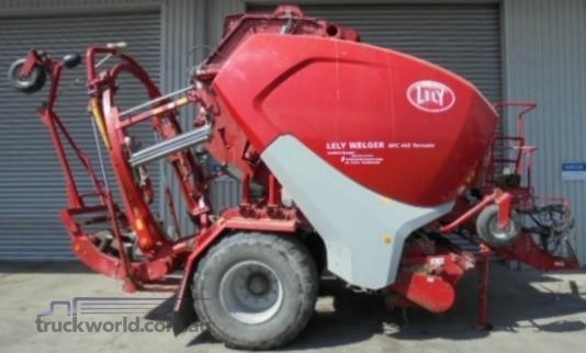 0 Lely Welger RPC445 TORNADO - Farm Machinery for Sale