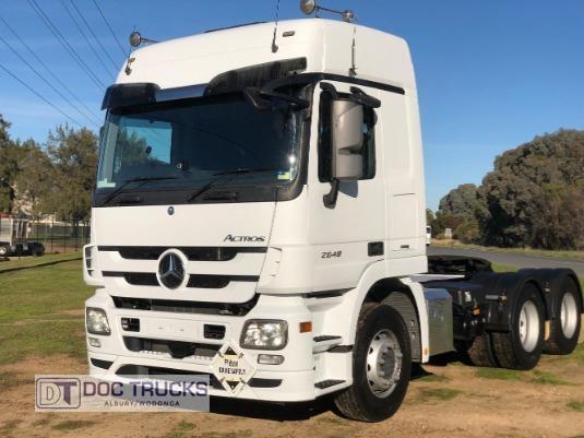 2016 Mercedes Benz Actros 2648 DOC Trucks - Trucks for Sale