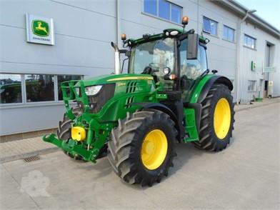 Used JOHN DEERE 6130R for sale in Ireland - 9 Listings