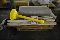 Equipment and materials auction