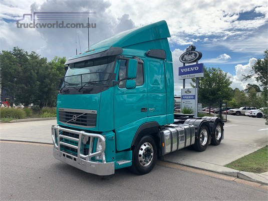 2013 Volvo FH540 - Trucks for Sale
