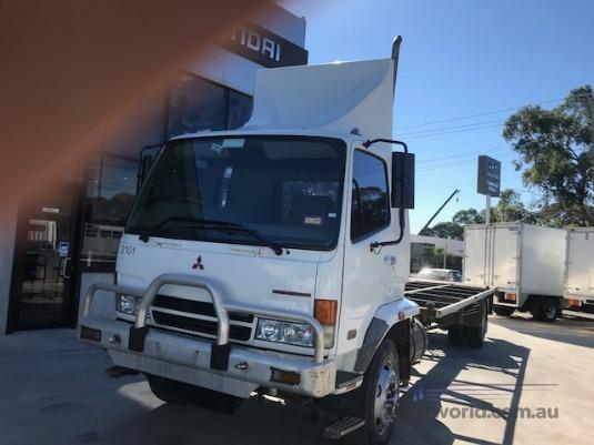 2004 Mitsubishi Fighter FM600 Adelaide Quality Trucks - Trucks for Sale