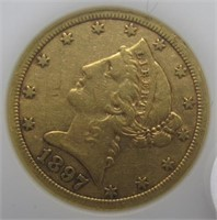 3/7 Thru 3/12 - Online Coins & Currency Auction