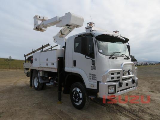 2008 Isuzu FSS 550 4x4 Used Isuzu Trucks - Trucks for Sale