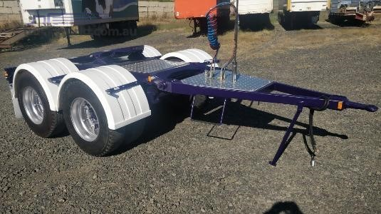 2019 Wese Dolly Wheellink - Trailers for Sale