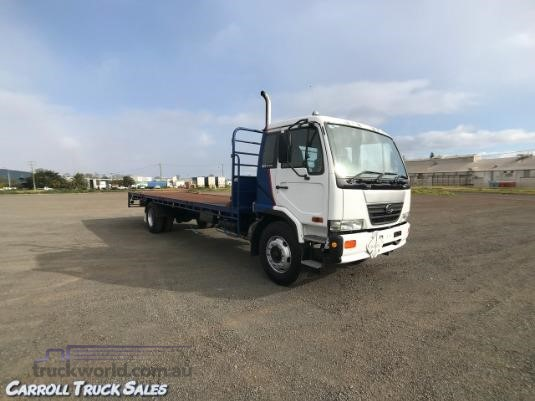 2007 Nissan Diesel UD PK245 Carroll Truck Sales Queensland - Trucks for Sale