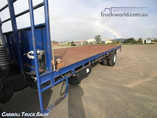 2007 Nissan Diesel UD PK245 Carroll Truck Sales Queensland - Trucks for Sale