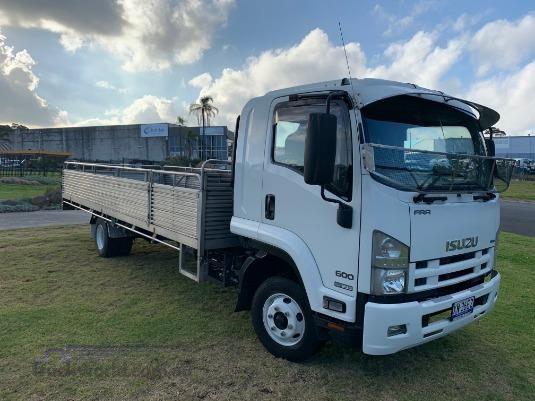 2015 Isuzu FRR 600 Long - Trucks for Sale