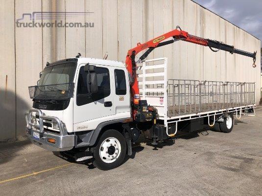 2005 Isuzu FSR 700 Long Trucks for Sale