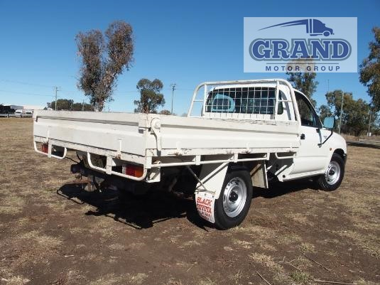 2000 Toyota Hilux 4x2 Grand Motor Group - Light Commercial for Sale
