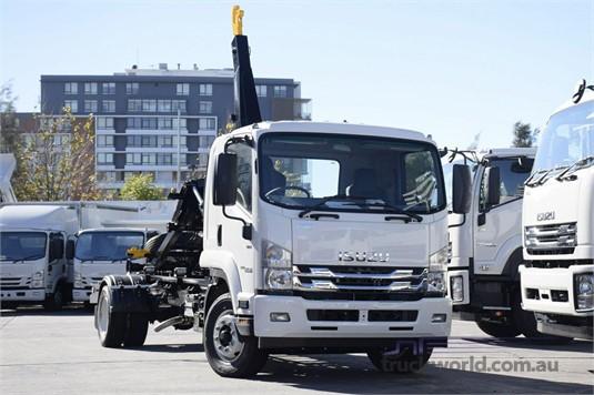 2018 Isuzu FSR Suttons Trucks - Trucks for Sale