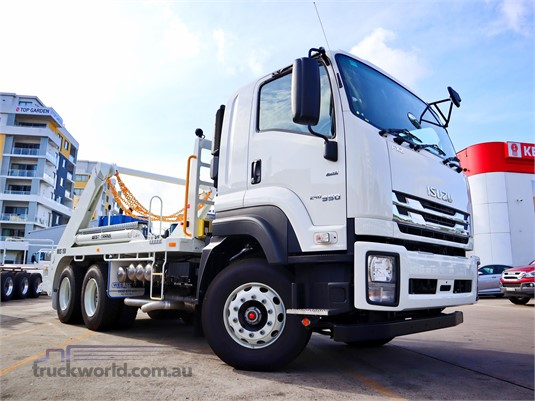 2018 Isuzu FXZ 240 350 - Trucks for Sale
