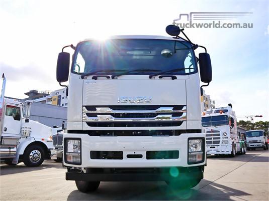 2018 Isuzu FXZ 240 350 Suttons Trucks - Trucks for Sale