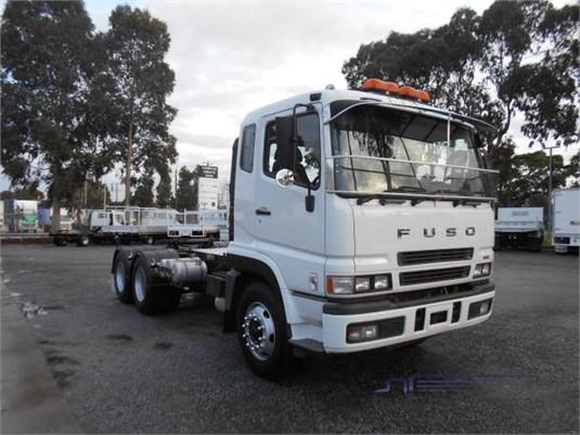 2008 Mitsubishi FV54 Trucks for Sale
