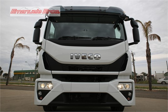 2018 Iveco Eurocargo ML160E280 Emanuele Bros Isuzu & Iveco Trucks - Trucks for Sale