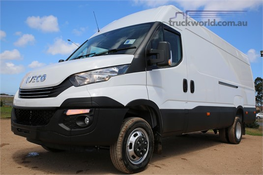 2018 Iveco Daily 50c17 Light Commercial for Sale