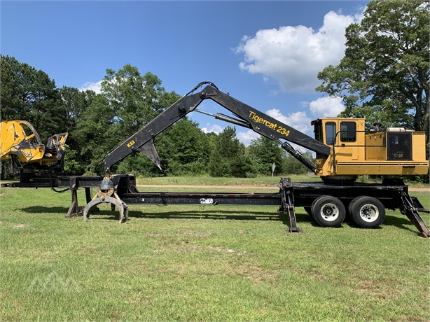 TIGERCAT Log Loaders Logging Equipment For Sale - 74 Listings
