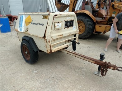 INGERSOL RAND COMPRESSOR 568 Other Auction Results - 1 ... on
