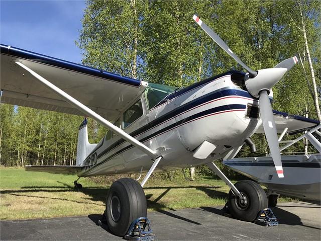 1968 CESSNA A185E For Sale In Wasilla, Alaska