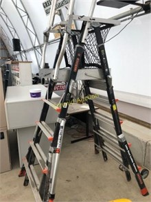 LITTLE GIANT LADDER SYSTEM Other Items Auction Results - 1