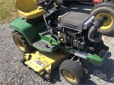 JOHN DEERE RIDING MOWER Auction Results - 1 Listings
