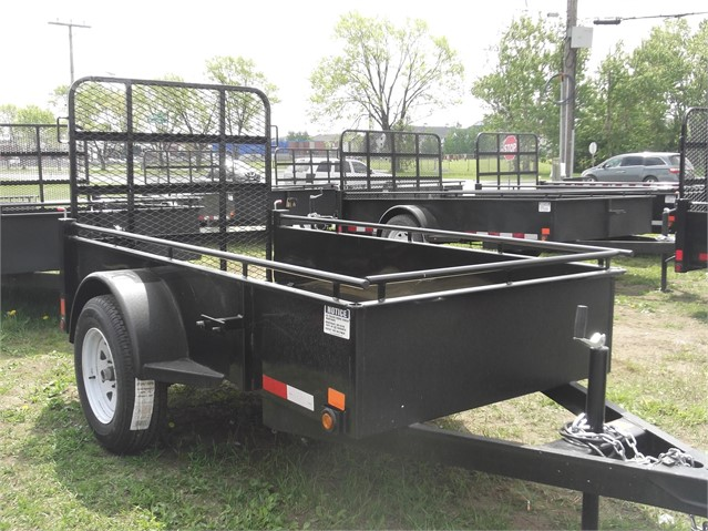 Utility Trailers For Sale Ontario >> 2019 Canada Trailers Mfg Ut58 3k Utility Trailer For Sale In