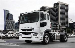 Fuso Officially Launches The Shogun Heavy-Duty Truck In Australia
