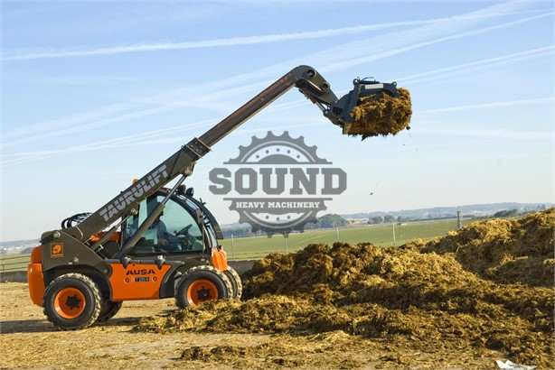 AUSA Telehandlers For Sale - 4 Listings | LiftsToday com