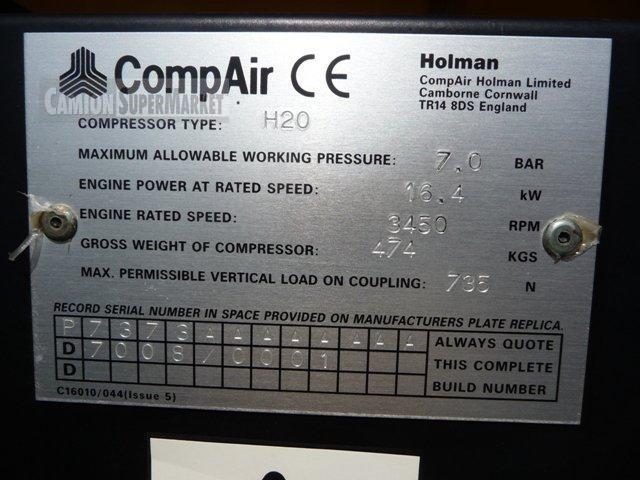 COMPAIR HOLMAN H20 Usato 1996