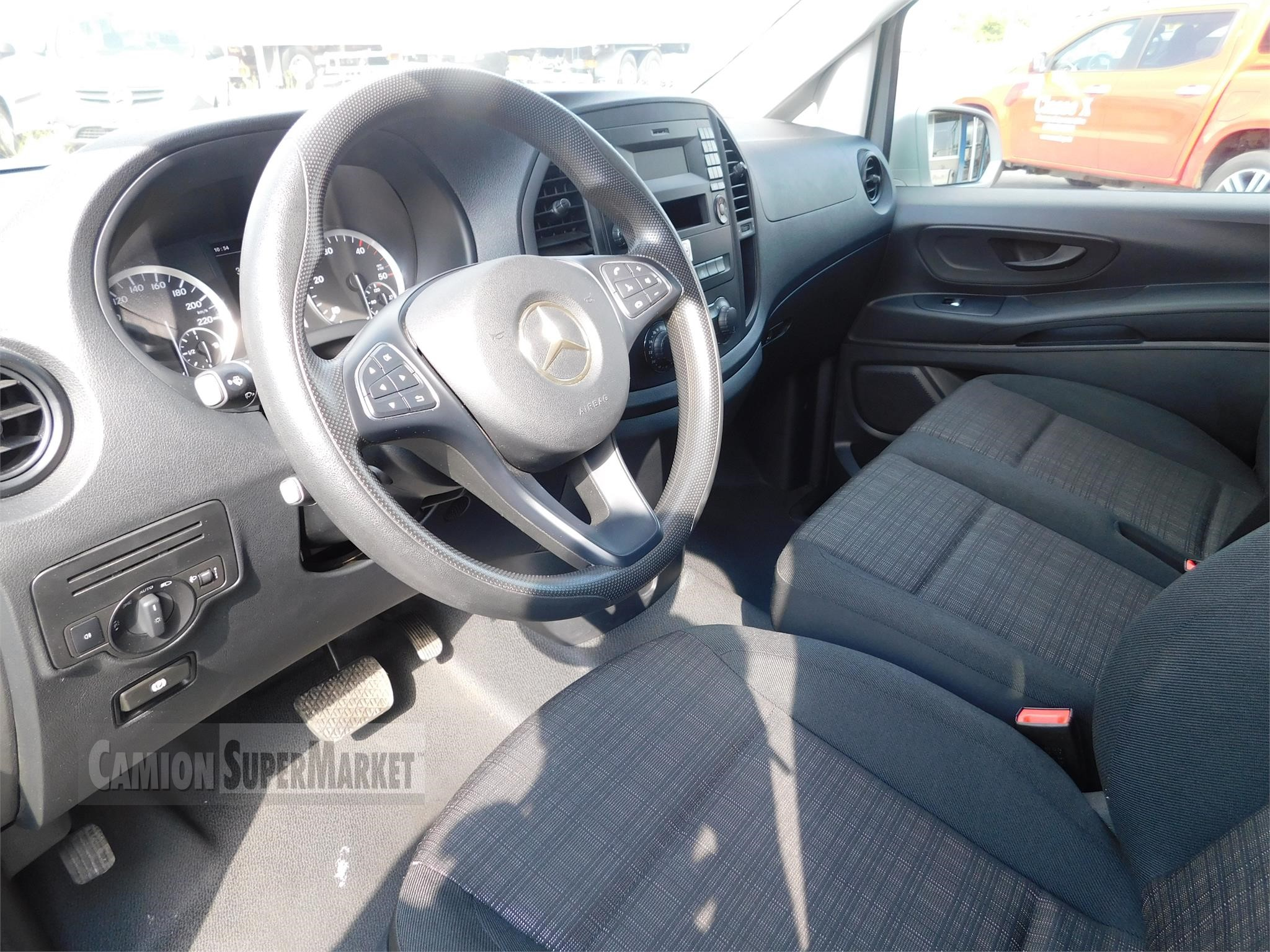 Mercedes-Benz VITO 114 Uzywany 2015 Umbria