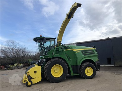 Used JOHN DEERE 8800 for sale in Ireland - 1 Listings | Farm and Plant