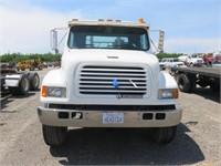 (DMV) 1986 International S1900 Service Truck