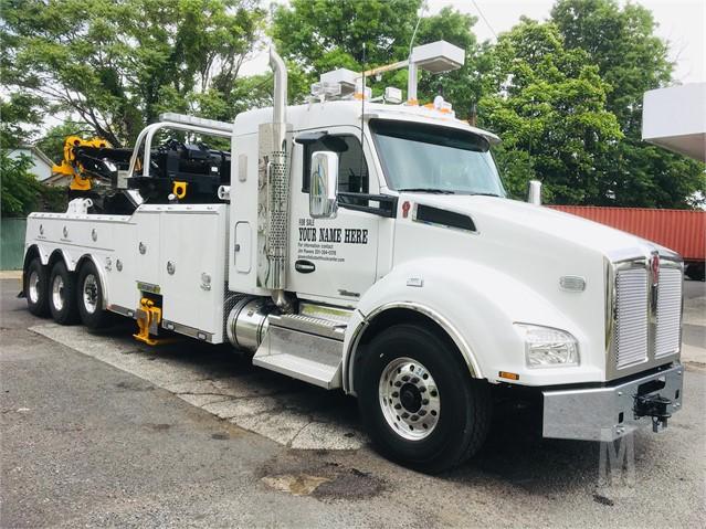 2019 KENWORTH T880 For Sale In ELIZABETH, New Jersey