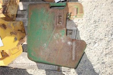 81bb574d819b JOHN DEERE SUITCASE WEIGHTS Auction Results - 3 Listings ...