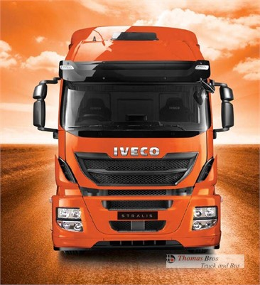 Iveco Stralis 6x4 AT Prime Mover