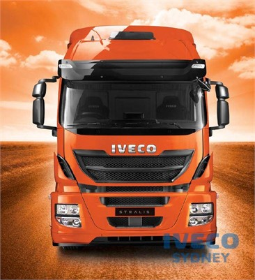 Iveco Stralis 6x4 AT Rigid