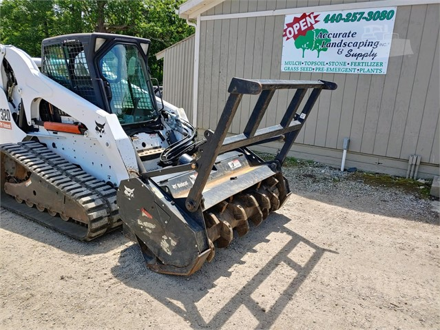 BOBCAT FORESTRY CUTTER HI FLOW Mulcher For Sale In Painesville, Ohio