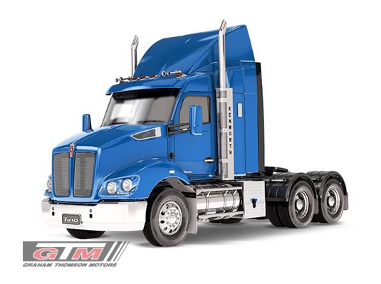 Kenworth T410 860mm Aero Roof Sleeper