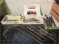 Assorted Drill Bits
