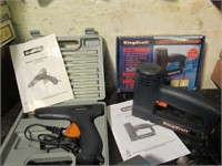 Propane Torch Set, King Craft Glue Gun