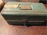 Tool Box w/ Taps & Dies