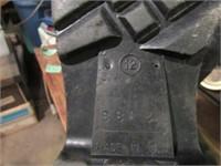 Iron Duke Rubber Boots, Size 12