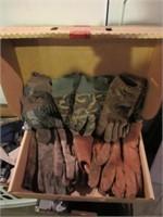 Suspenders, Hats, Gloves