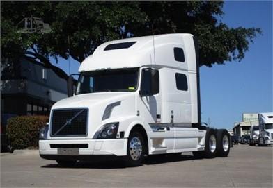 Volvo Vnl64t780 Trucks For Sale In Texas 166 Listings